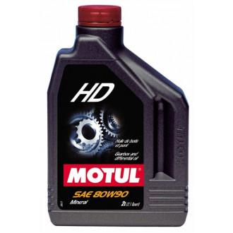 MOTUL huile transmission MECANIQUE  minérale  HD  80W90