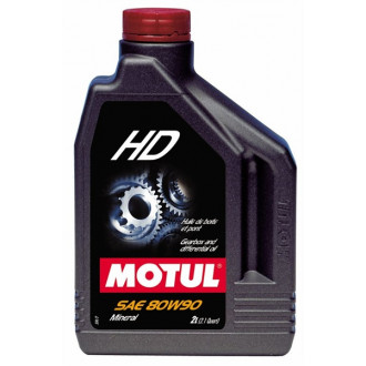 MOTUL huile transmi. MECANIQUE  minérale  HD  80W90