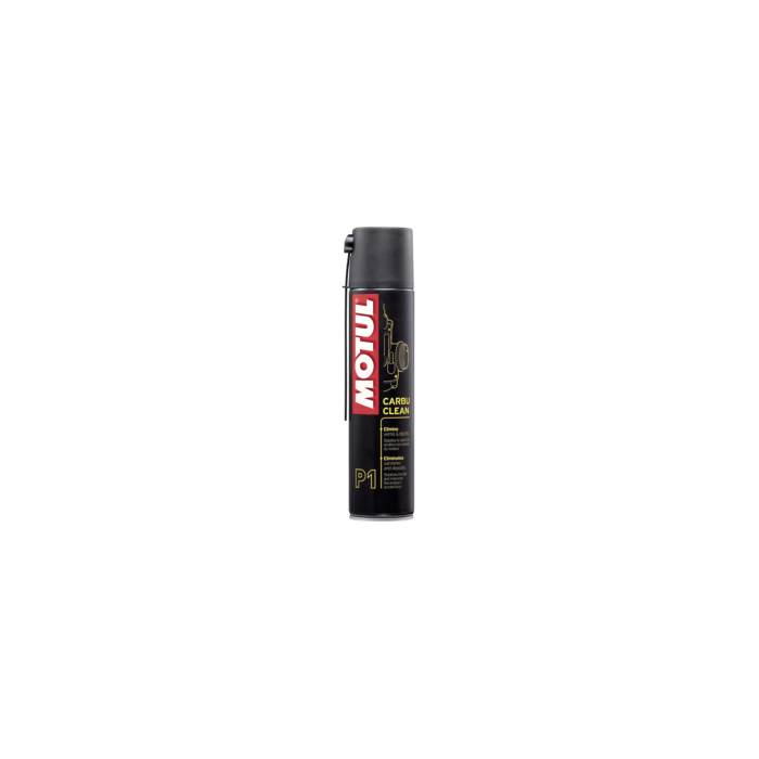 MOTUL produit entretien moteur  CARBU CLEAN  spray 400ml