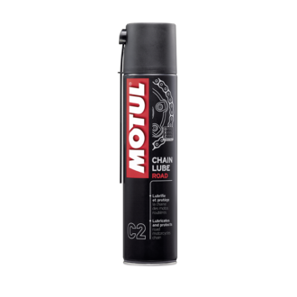 MOTUL produit d'entretien  CHAIN LUBE road  spray 400ml
