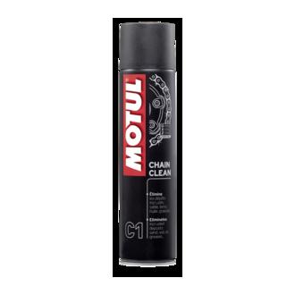 MOTUL produit d'entretien  CHAIN CLEAN  spray 400ml