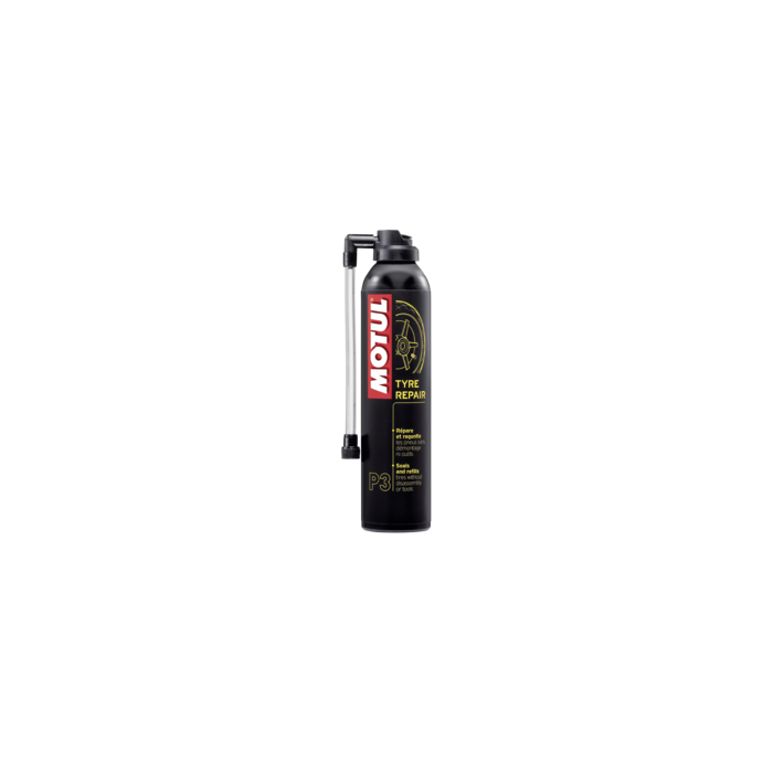MOTUL produit d'entretien  TYRE REPAIR  spray 300ml