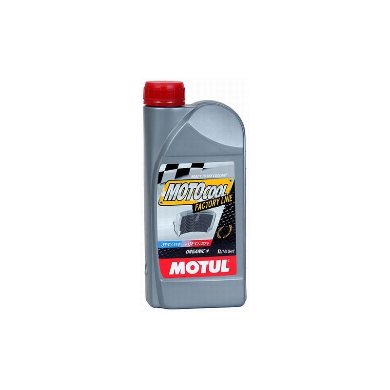 MOTUL liquide de refroidissement  MOTOCOOL factory line  1 litre