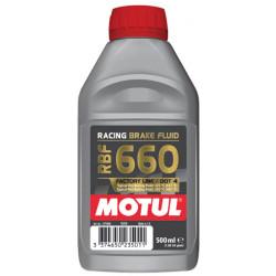 MOTUL liquide de frein  RBF 660 factory line  0,5L