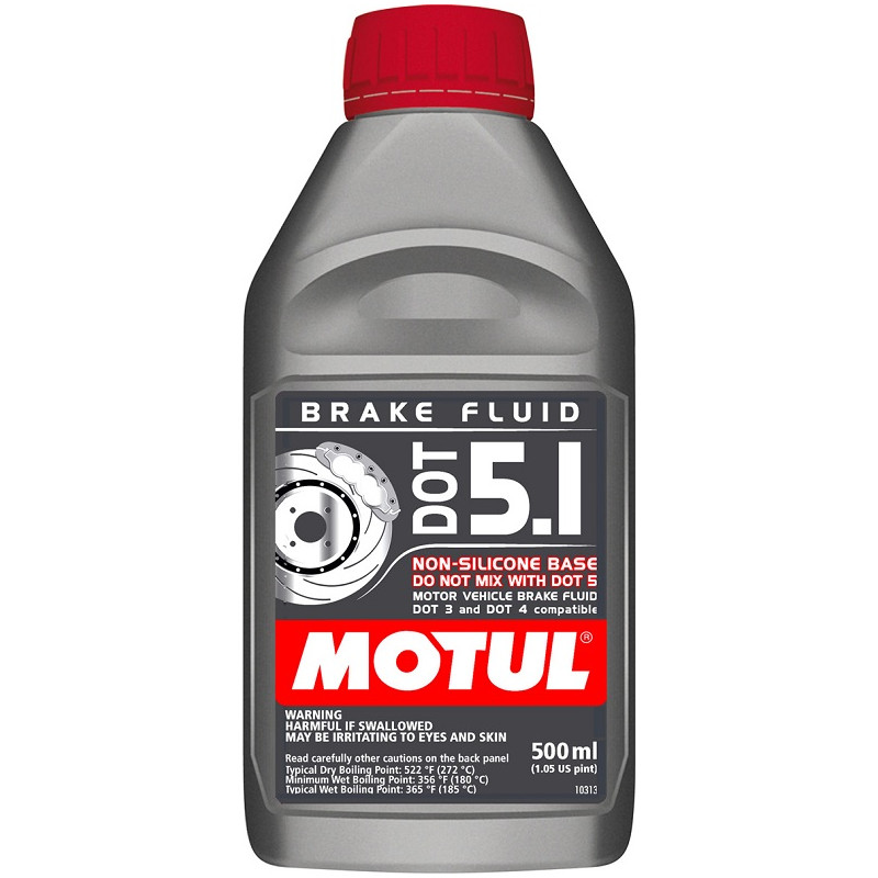 MOTUL liquide de frein  DOT 5.1 brake fluid