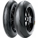 PIRELLI pneus train complet DIABLO Supercorsa SP 120/70 - 180/55 R17