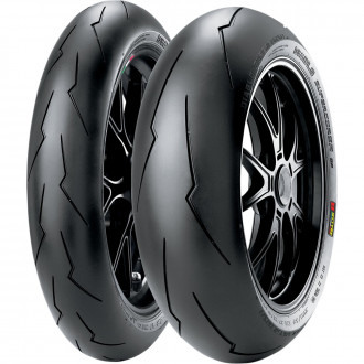 PIRELLI pneus train complet DIABLO Supercorsa SP 120/70 - 200/55 R17