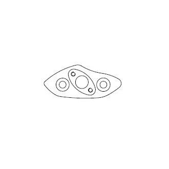 LIGHTECH accessoires ADAPTATEURS RETROVISEURS APRILIA RSV4 09-12