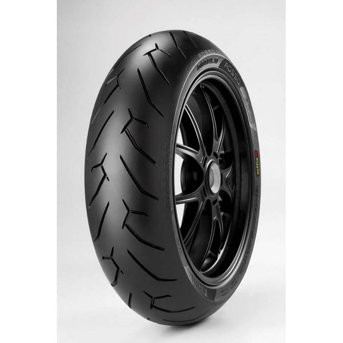 PIRELLI pneu arrière DIABLO Rosso II 180/55 ZR17