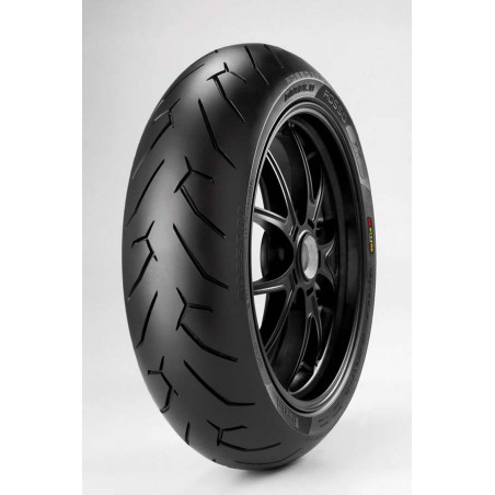 PIRELLI pneu arrière DIABLO Rosso II 190/50 ZR17