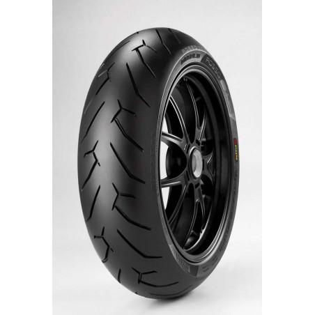 PIRELLI pneu arrière DIABLO Rosso II 200/50 ZR17