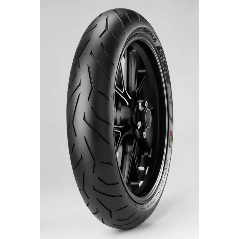 PIRELLI pneu avant DIABLO Rosso II 120/60 R17