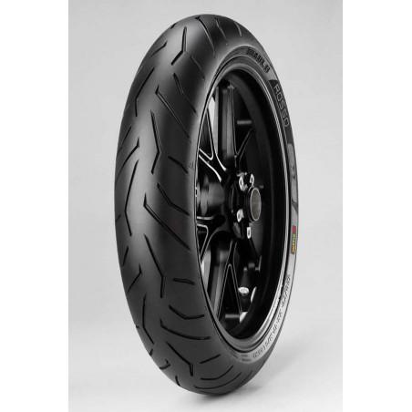 PIRELLI pneu avant DIABLO Rosso II 120/60 R17  55 H