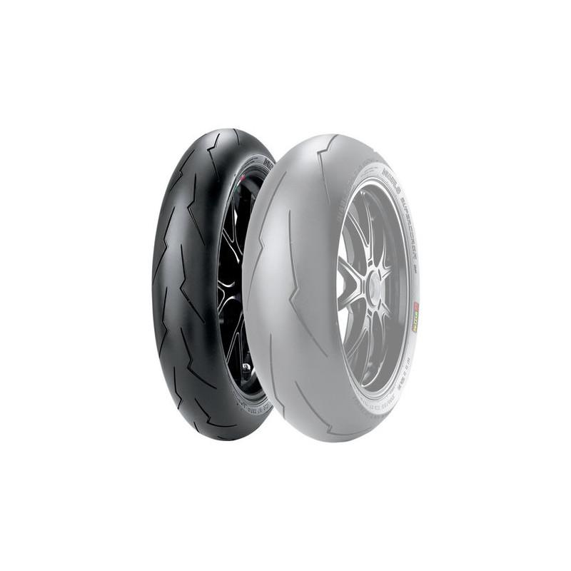 PIRELLI pneu avant DIABLO Supercorsa SC 120/70 R17