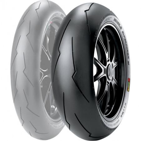 PIRELLI pneu arrière DIABLO Supercorsa V2 SC 160/60 R17