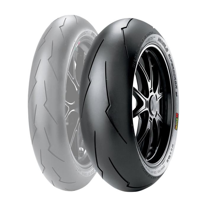 PIRELLI pneu arrière DIABLO Supercorsa SC 200/55 R17