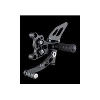 LIGHTECH aluminium taillé masse COMMANDES RECULEES DUCATI 999 02-06