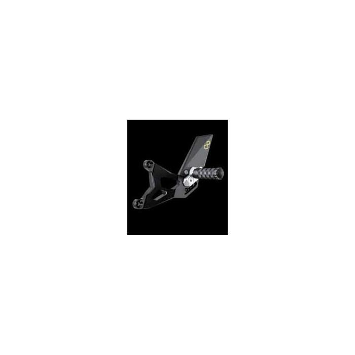 LIGHTECH aluminium taillé masse COMMANDES RECULEES MV AGUSTA F3 12-13