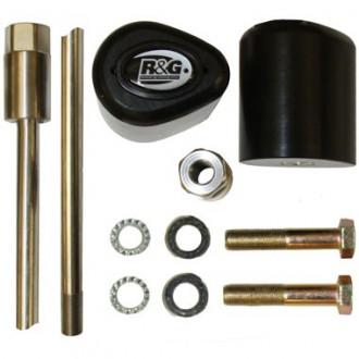 RG RACING tampons de protection AERO HONDA CBR 600 RR 09-12