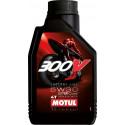MOTUL huile moteur 100% SYNTHESE  300V 4T factory line 5W30
