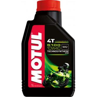 MOTUL huile moteur TECHNOSYNTHESE  5100 4T 10W40