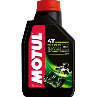 MOTUL huile moteur TECHNOSYNTHESE  5100 4T 10W50