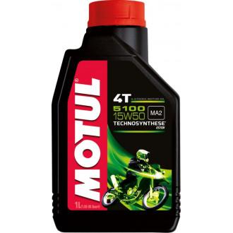 MOTUL huile moteur TECHNOSYNTHESE  5100 4T 15W50