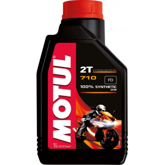 MOTUL huile moteur 100% SYNTHESE  710 2T