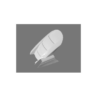 SEBIMOTO carénage piste GARDE BOUE ARRIERE KAWASAKI ZX6RR 03-04