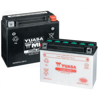 YUASA batterie 6N2-2A-4