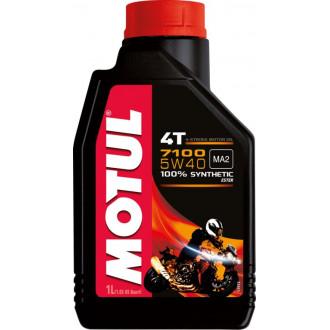 MOTUL huile moteur 100% SYNTHESE  7100 4T 5W40