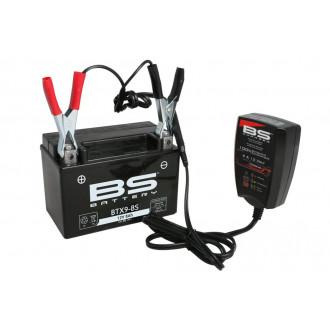 BS BATTERY chargeur BA10  6v/12v - 1000mA