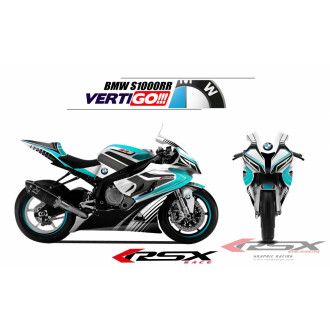 RSX kit déco racing BMW S1000RR VERTIGO
