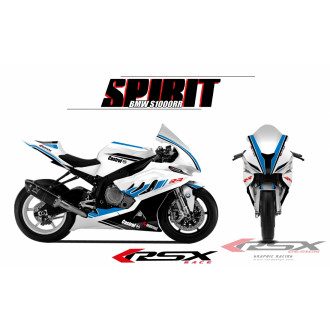 RSX kit déco racing BMW S1000RR SPIRIT