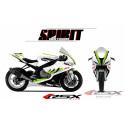RSX kit déco racing BMW S1000RR SPIRIT