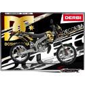 RSX kit déco racing DERBI 50 SM DC SHOES