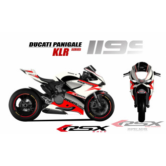 RSX kit déco racing DUCATI 1199 KLR