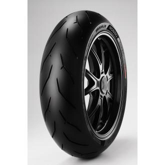 PIRELLI pneu arrière DIABLO Rosso CORSA nouveauté 2014 200/55 R17