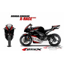 RSX kit déco racing HONDA CBR600 X-RACE 07-12