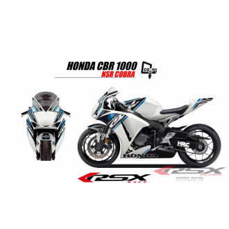 RSX kit déco racing HONDA CBR1000 NSR-COBRA 12-