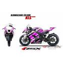 RSX kit déco racing KAWASAKI ZX10R KLS 11-
