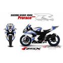 RSX kit déco racing SUZUKI GSXR1000 PRORACE 05-06
