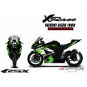 RSX kit déco racing SUZUKI GSXR1000 X-RACE 05-06